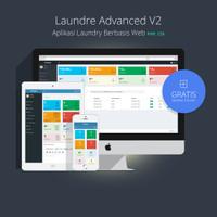 Software Aplikasi Laundry Advanced Berbasis Web Php
