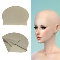 Jual Bald Cap Wig Kepala Botak Latex