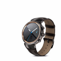 Asus Zenwatch 3 Rosegold with Beige Leather Band WI503Q - Smart Watch