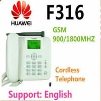 Huawei F-316 Telepon Rumah GSM / Fixed Wireless Phone /FWP