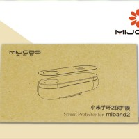 Mijobs Screen Guard / Protector Anti Gores for Xiaomi Mi Band 2 OLED