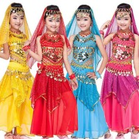 baju india anak mewah