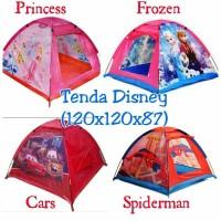 Mainan tenda Anak murah kemping karakter kartun
