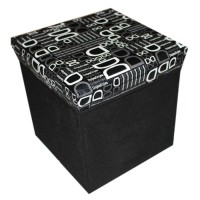Naga Bangku Lipat / Kotak Serbaguna / Kotak Penyimpanan A45