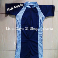 Baju Renang Anak Laki - Laki Polos Usia : 8 sd 10 thn Limited