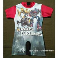 BAJU RENANG BABY - Transformer