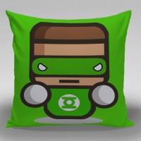 Bantal Sofa / dekorasi Super Hero - Green Lantern