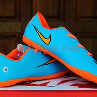Sepatu Futsal Nike Mercurial Superfly BiruOrange Anak,Bola,Nike,Adidas
