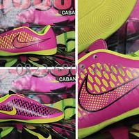 Sepatu Futsal Anak Nike Magista Pink Kids (anak,nike,adidas,puma)