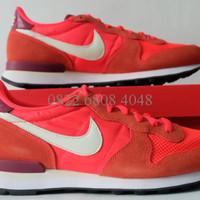 Sepatu Casual Nike Internationalist Merah Putih Original Asli Murah