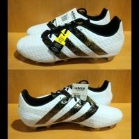 Adidas Ace 16.4 FXG - White Gold   sepatu Bola Adidas Original Murah