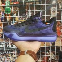 Sepatu Basket Nike Kobe 10 Ungu Purple Blackout