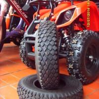BAN ATV RING 6 TIPE ON ROAD UKURAN 410/350-6 MERK DELI TIRE