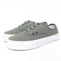 Sepatu Vans Authentic Mono Grey/abu abu