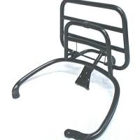Rear/Back Rack Original Vespa Primavera/Sprint (Black)