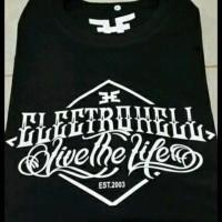 Tshirt/Baju/Kaos ELECTROHELL Keren Terlaris