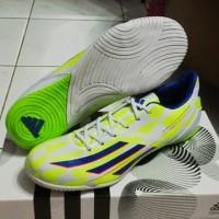 Sepatu Futsal - Adidas Adizero IV F50 Supernatural Green