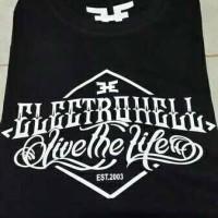 Tshirt - baju Kaos Electrohell keren Best item