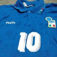 Jersey italia/italy 1994 roberto baggio original