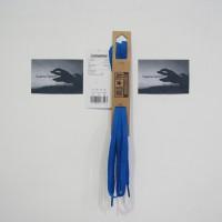 Shoe Laces / Tali Sepatu Converse Blue 45 Inch Original New