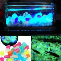 Luminous Rock Aquarium Fish Tank Decor Glow In The Dark Stones