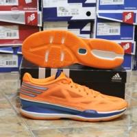 sepatu basket adidas adizero crazy light 3 low orange