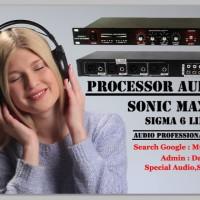 Processor Audio SONIC Maximizer LINK-MASTER Product