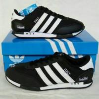 Sepatu Adidas Italy Run Woman Black white