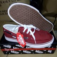 sepatu vans terbaru zapato red