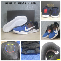 Sepatu Basket Kobe 11 (XI) Elite Low BHM / Casual / Running / Nike