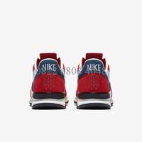 Sepatu Casual Nike Air Berwuda Red Original 555305-601
