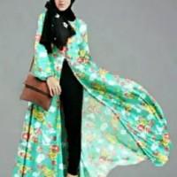 Baju perempuan/dress/gamis/pakaian wanita muslin