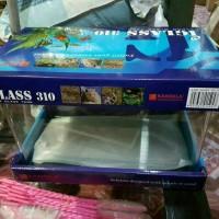 (GOJEK) aquarium bending KD400 (40cm)