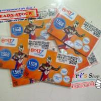 KARTU PERDANA BOLT 4G 1.5 GB 30 HARI (1,5 GB 24 JAM ~ Limited