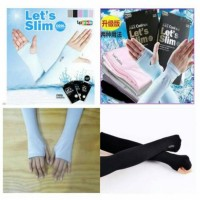 Manset Pelindung Tangan UV Protection Let's Slim