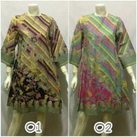 Dress Batik Kayla