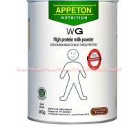 Appeton Nutrion WG Rasa Coklat Susu Menambah Berat Badan Apeton 900gr