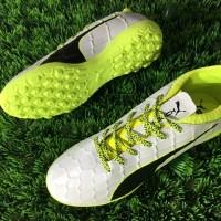 sepatu futsal puma evotouch putih turf grade ori import