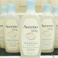 532ml Aveeno Baby Wash and Shampoo