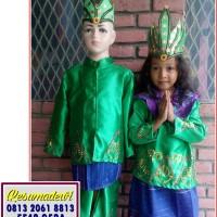 Bangka Couples PAUD-TK | Baju Adat Karnaval Kostum Tari Anak Tradisi