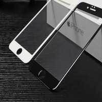 anti gores tempered glass iphone 6 & 6plus,7 & 7plus black/white