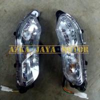 Lampu sein / sen Depan Honda Scoopy Fi Sepasang Kiri kanan termurah
