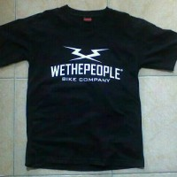 kaos bmx we the people/tshirt/t shirt