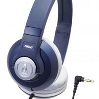 HOT SALE Audio-Technica ATH-S500 NV ( EX ) NAVY