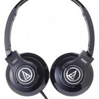 MURAH Audio-Technica ATH-S500 BK ( EX ) BLACK
