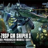 Bandai Original HG 1/144 Gundam GM Sniper II 2