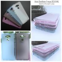 Asus Zenfone 3 Max ZC553KL - Matte TPU Soft Case
