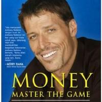 Buku Anthony robbins Money master game