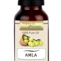 Happy Green Amla Oil (30 ml) - Minyak Amla 100% Natural untuk Rambut