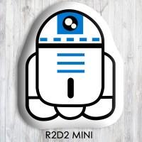 Bantal Boneka Dekorasi Superhero - XtraLarge R2D2 Mini